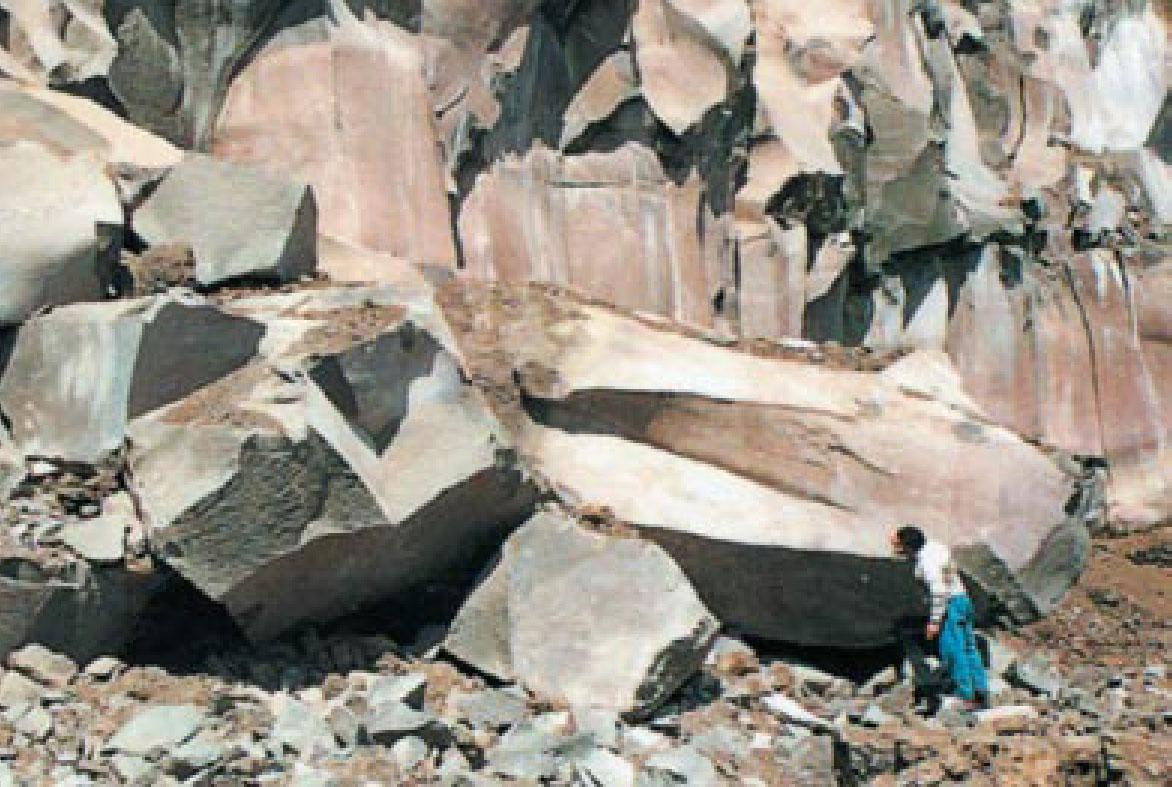 Cave di pietra in sicilia